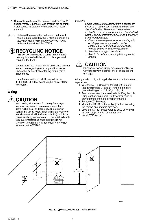Hvac Power Supply Wiring