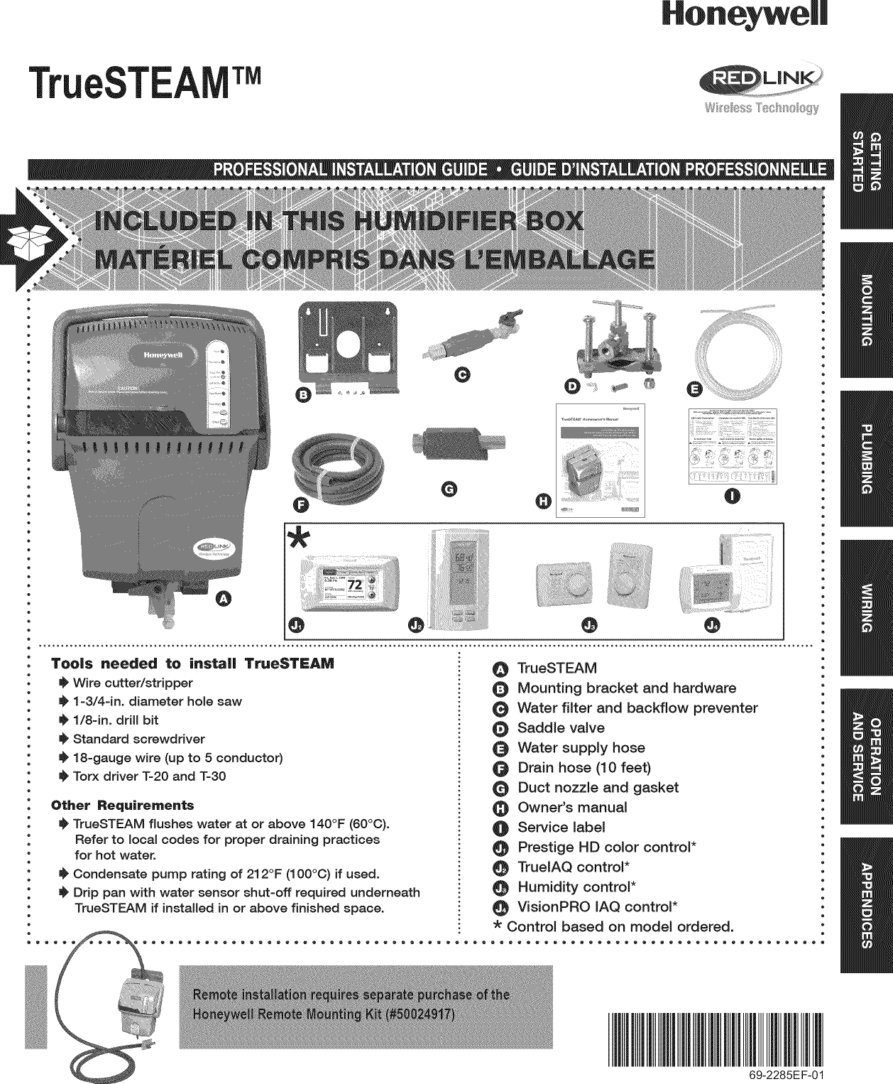 Honeywell Hm509a Wiring Diagram Free Download Humidifier Manual L1002585 Zone Valve At