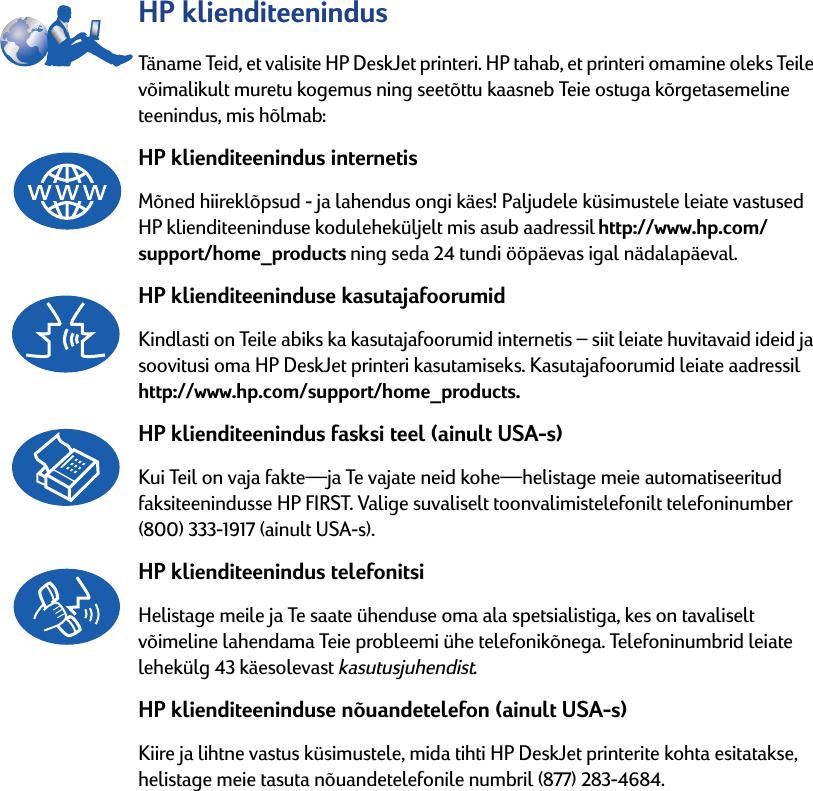 bcf4e146915 HP Win_userguide (Estonian) Windows Connect * User's Guide C6429 90067  Bpd06956