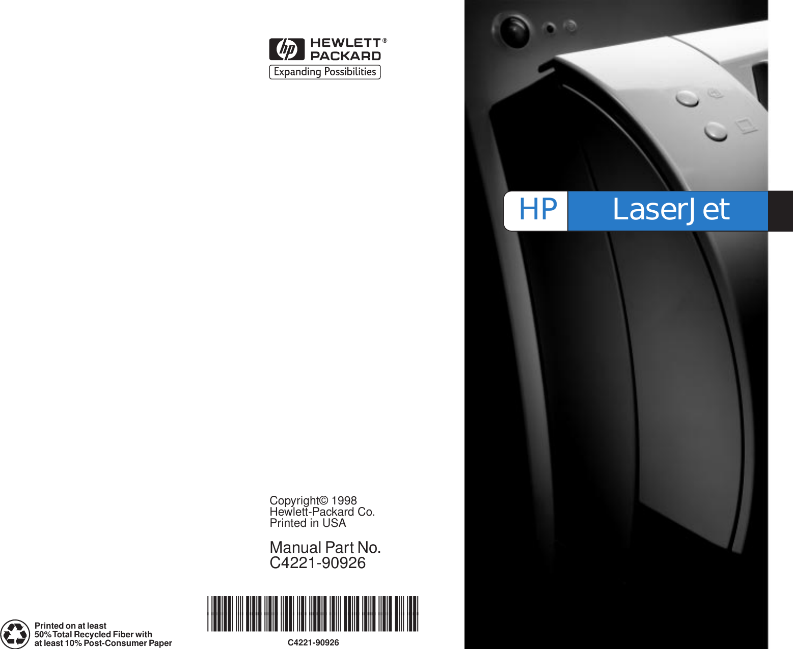 hp bpl06270 laser jet 1100 series scanner attachment quick reference rh usermanual wiki HP DL360 G7 HP 1100 Driver Windows 7