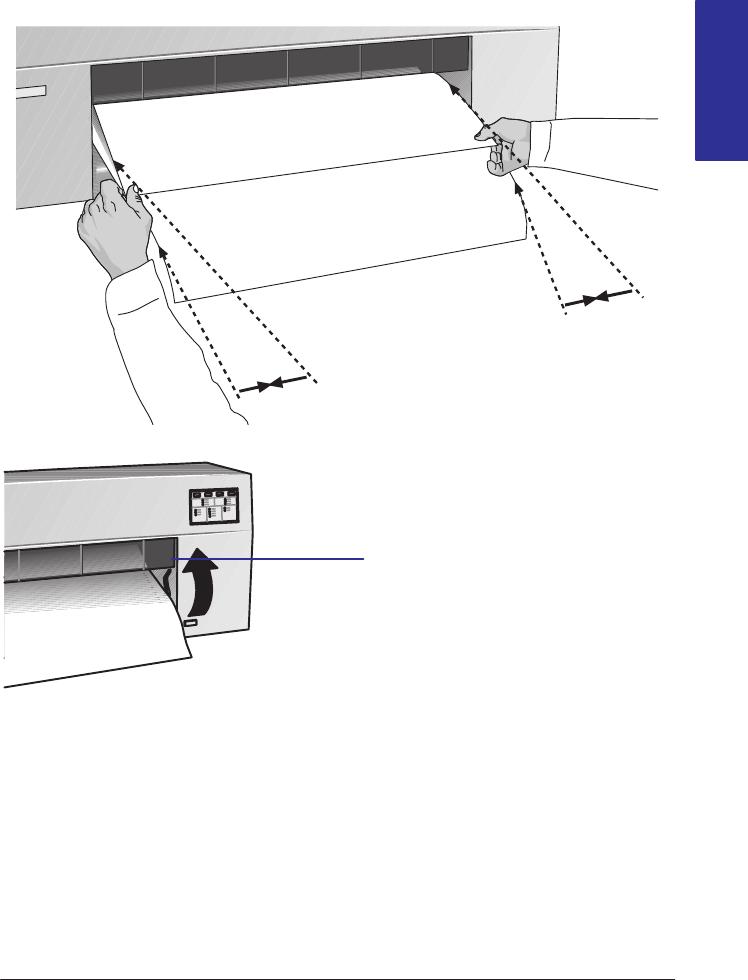 HP Design Jet 430/450C/455CA Drucker Benutzerhandbuch C4713 60044 ...