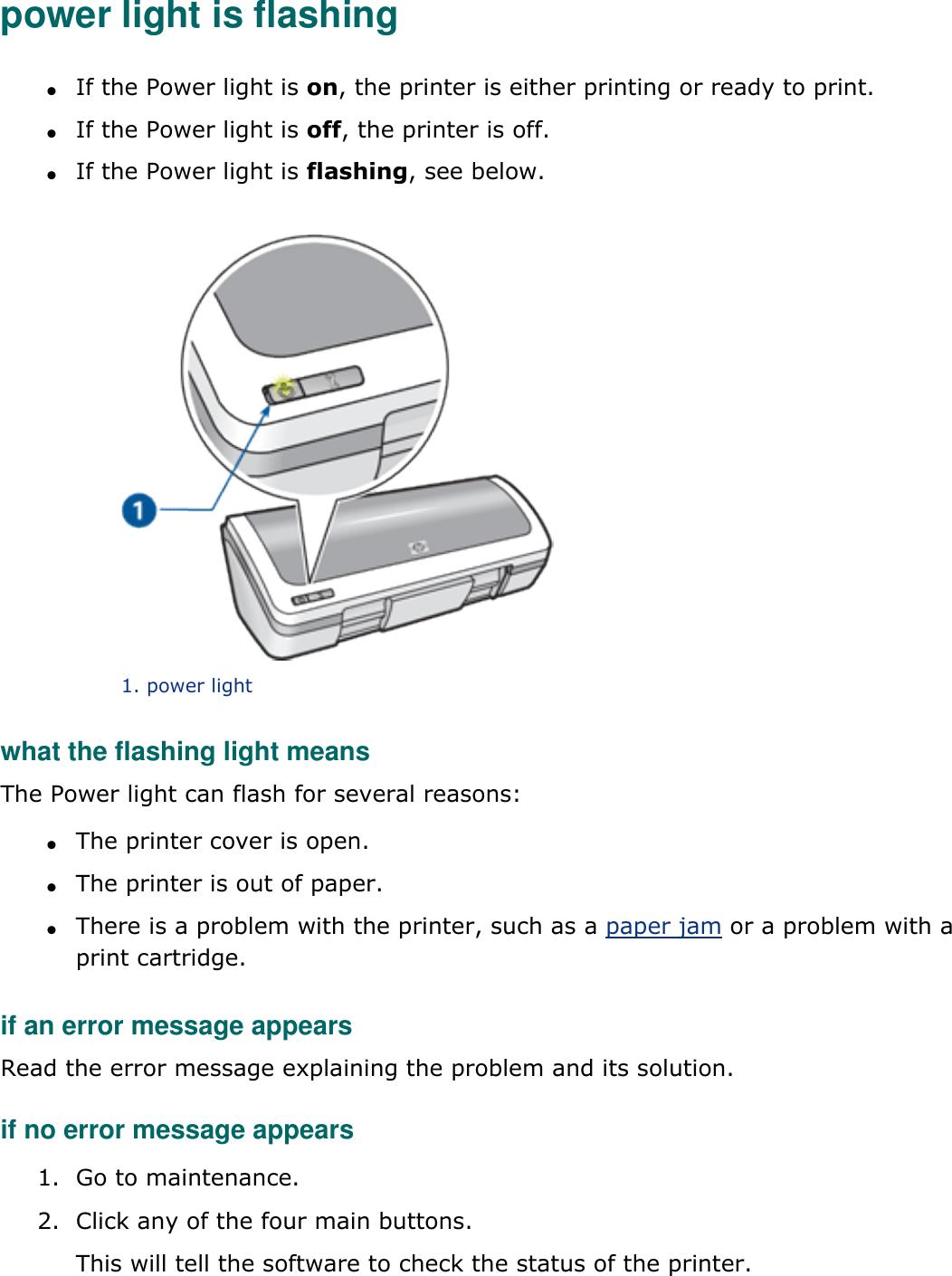 HP User's Guide Deskjet 3600 Series Printer (English) User