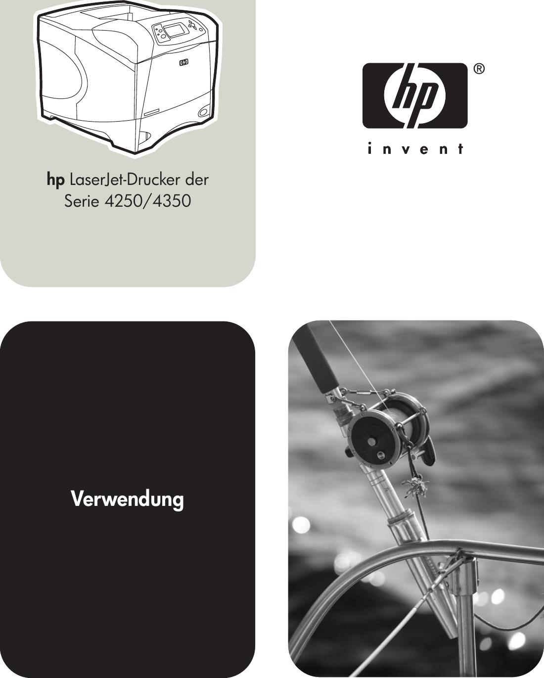 HP LaserJet 4250/4350 Series Printer User Guide DEWW Laser Jet C00218685