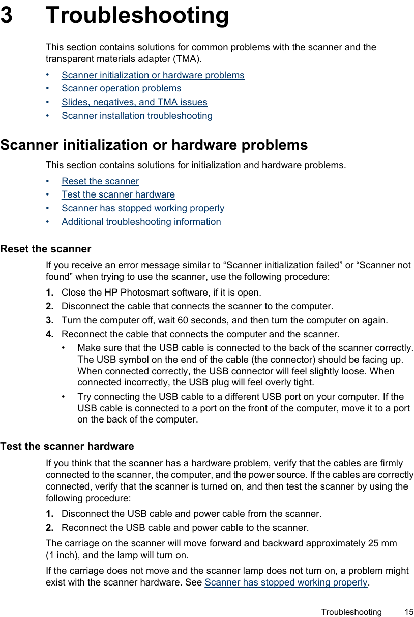 HP Scanjet G2410 And G2710 User Guide C01825496