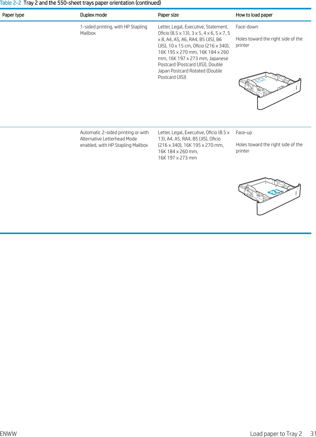 HP LaserJet Enterprise M607, M608, M609 User Guide ENWW Laser Jet