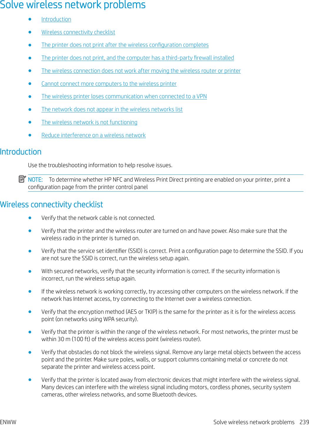 HP Color LaserJet Enterprise MFP M681, M682 User Guide Laser