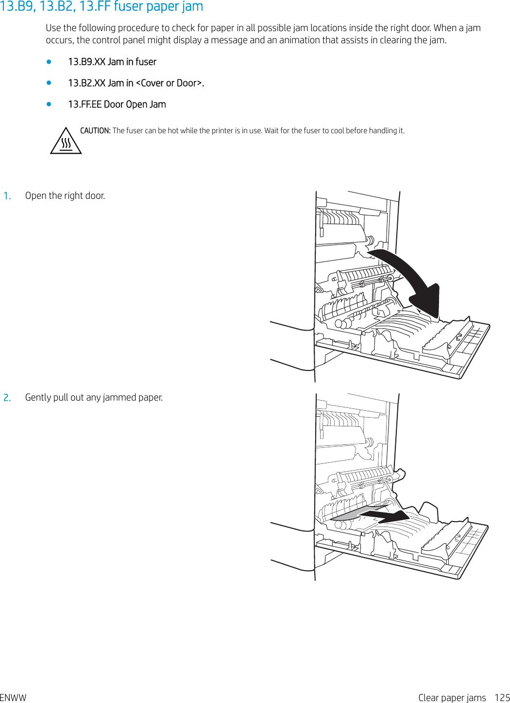 HP Color LaserJet Enterprise M652, M653 User Guide Laser Jet C05306568