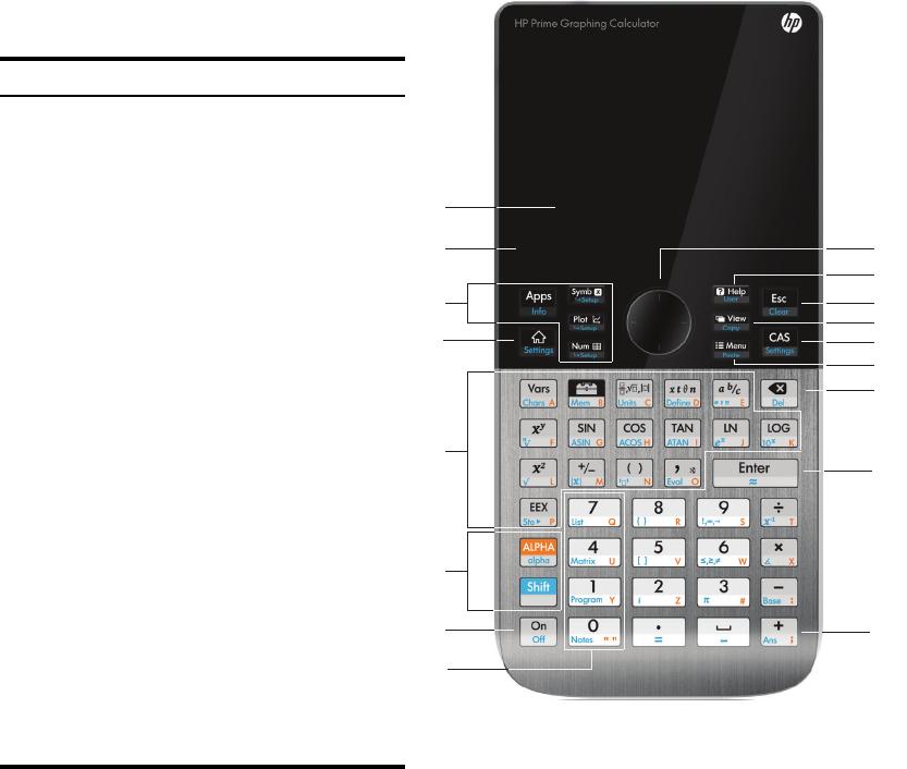 HP HP_Prime_QSG_Deutsch_DE_813267 042 Prime Grafiktaschenrechner ...
