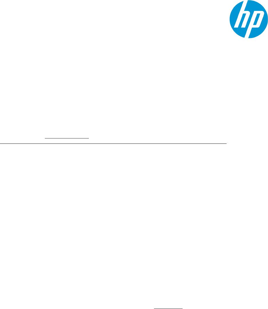 HP Media Statement Printers Meltdown And Spectre CPU