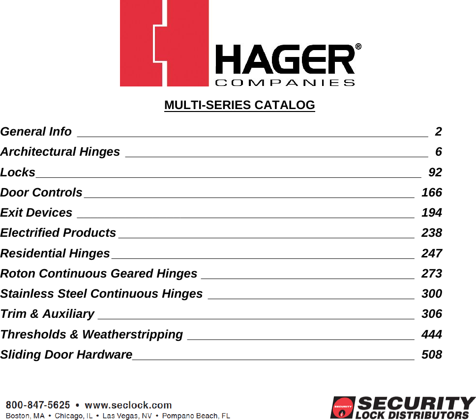 hager product catalog hagercatalog. Black Bedroom Furniture Sets. Home Design Ideas