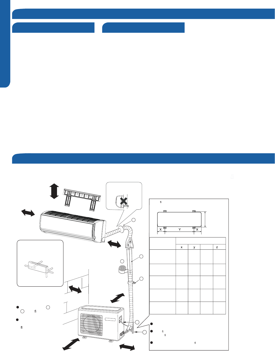 Haier AW12ES2VHB User Manual AIR HANDLER (INDOOR BLOWER&EVAP ... on evcon heat pump wiring diagrams, haier heat pump parts, rheem manuals wiring diagrams, amana heat pump wiring diagrams,