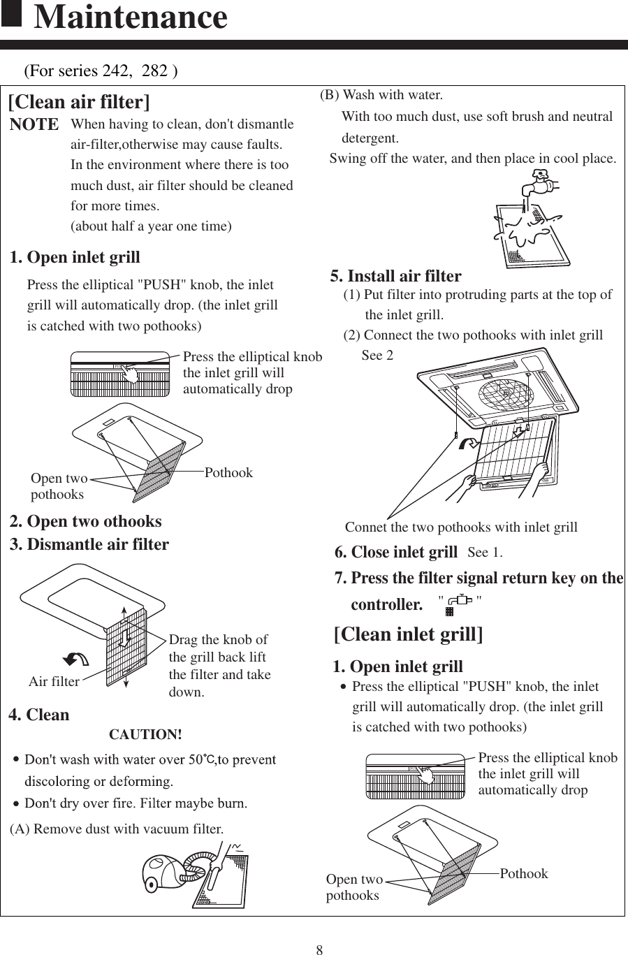 Haier Ab142Aceaa Users Manual