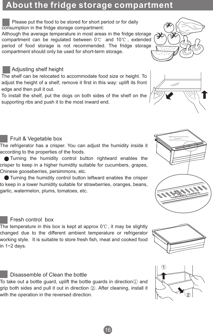 Haier Refrigerator Afd630Ib Users Manual 0060506447     1