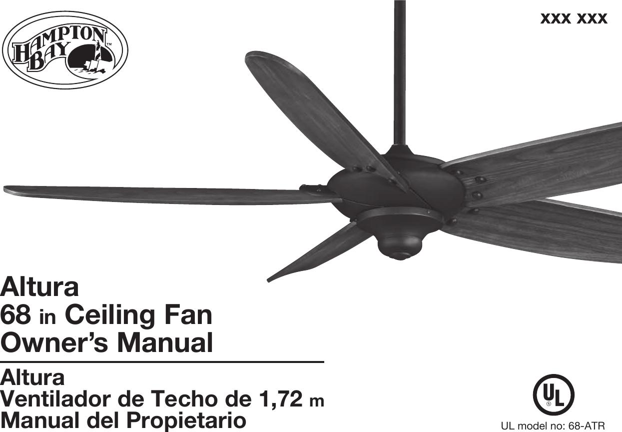 Hampton Bay Ceiling Fan Dip Switch Settings