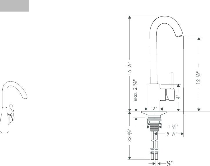 Hans Grohe Allegro E 14801Xx1 Users Manual