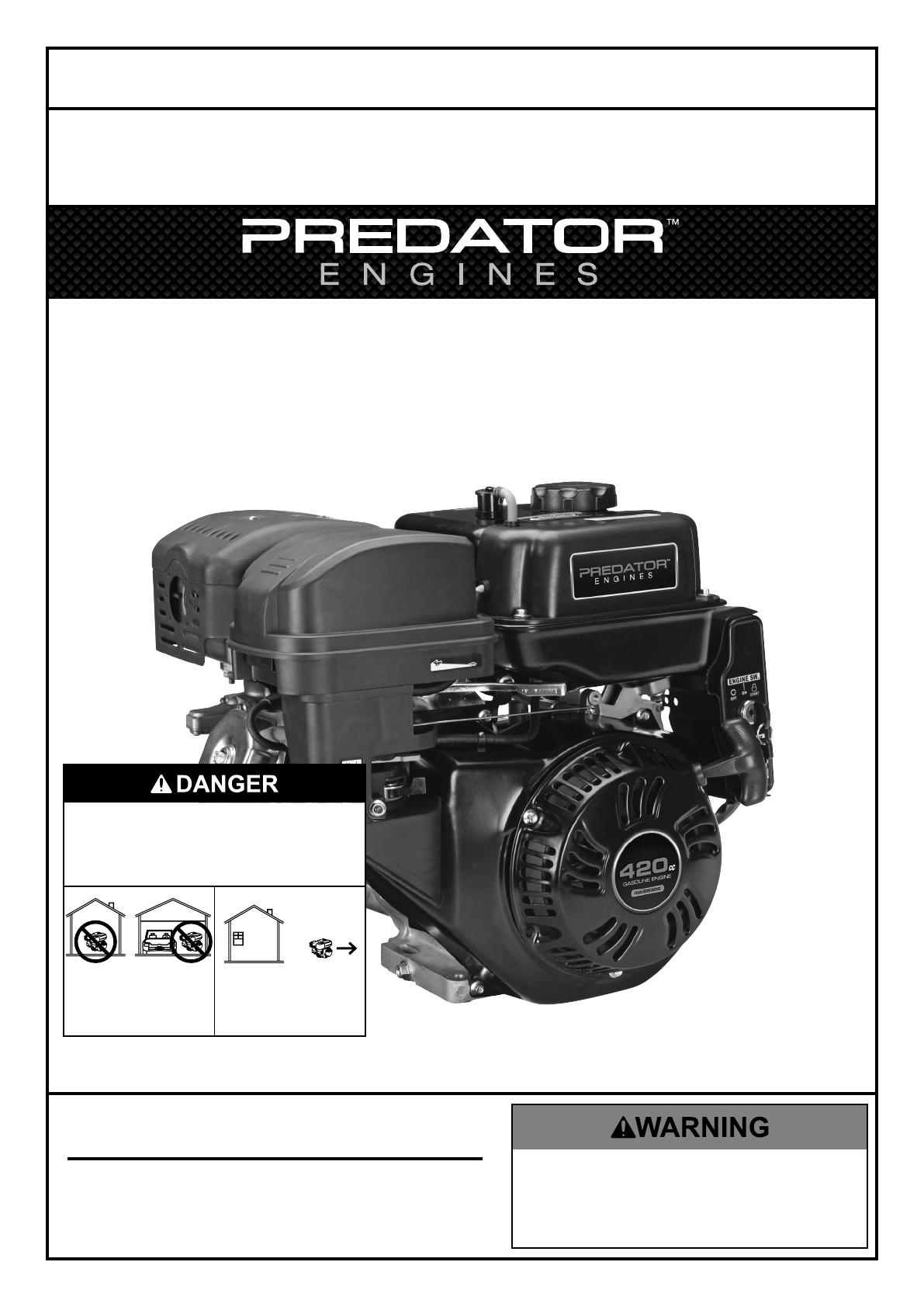 Loading Charging Coil For Harbor Freight Predator 13Hp 420
