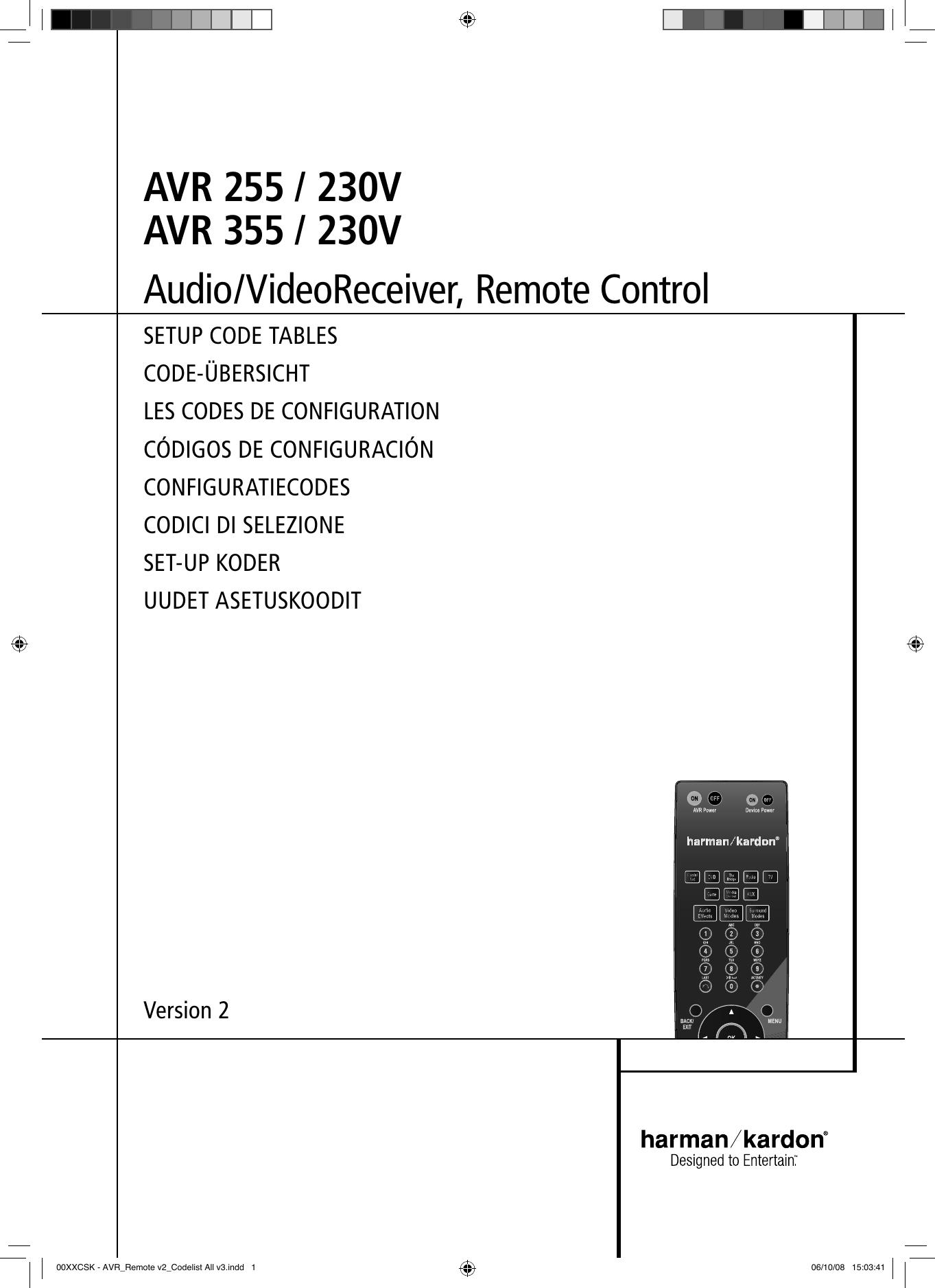 Harman kardon avr 255 instruction manual array harman kardon avr 255 230v users manual rh usermanual wiki fandeluxe Images