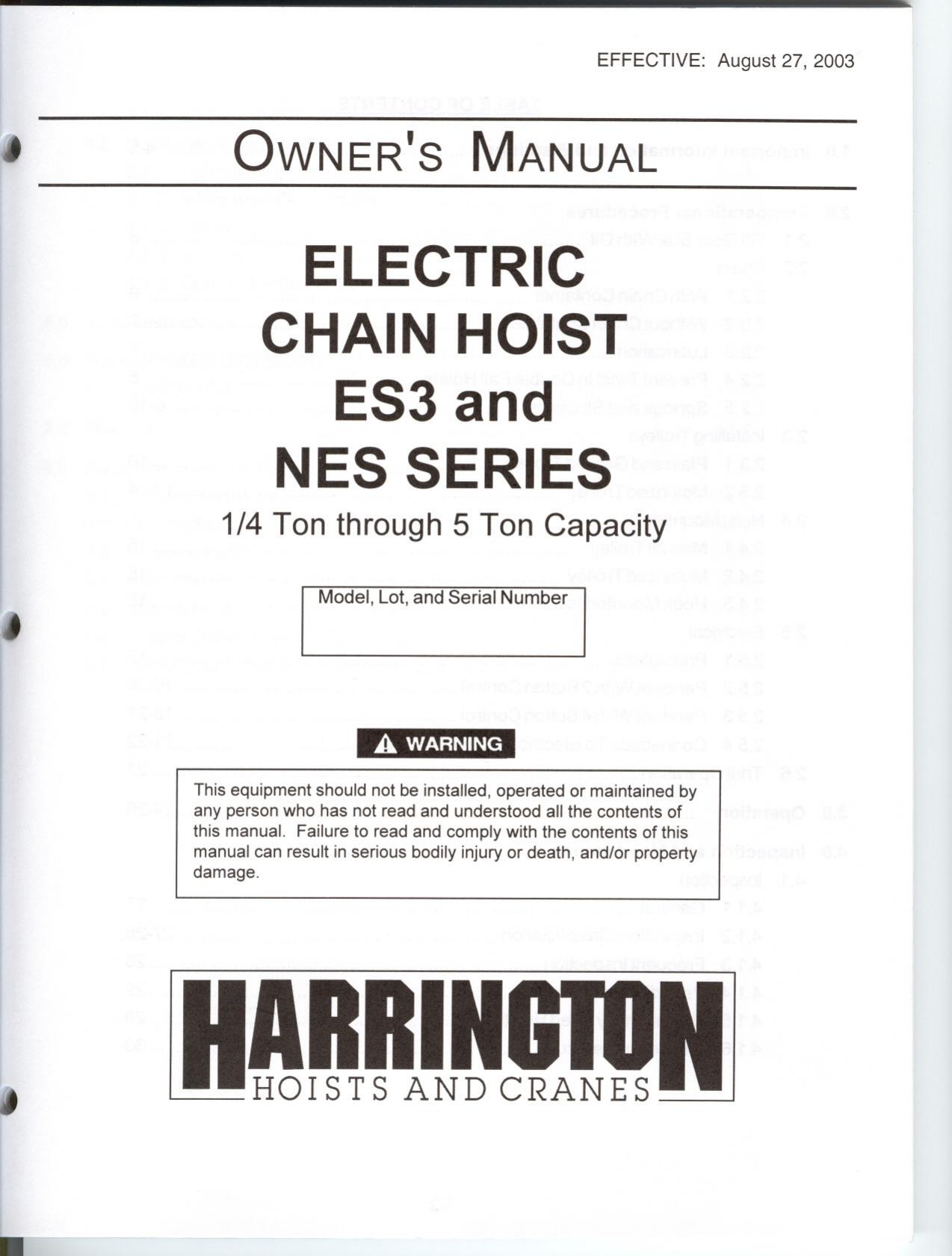 HARRINGTON Plate ES244015