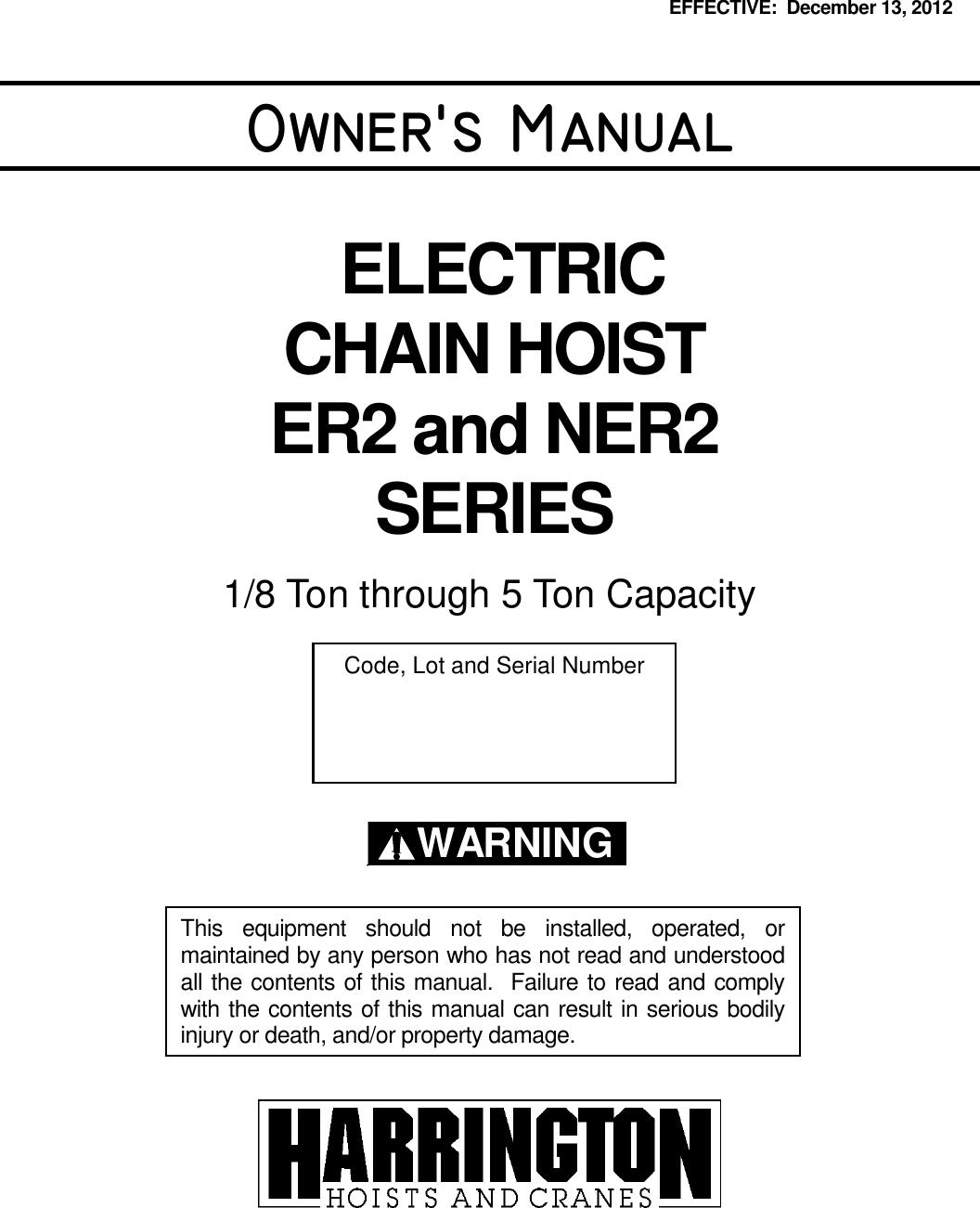ER2DS9118 HARRINGTON Packing M