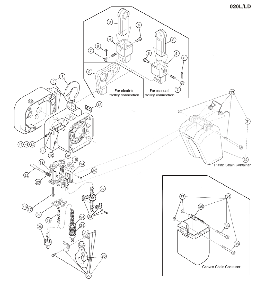 Harrington Hoist 2 Ton Wiring Diagram. Cm Hoist 2 Ton, Dayton Hoist on