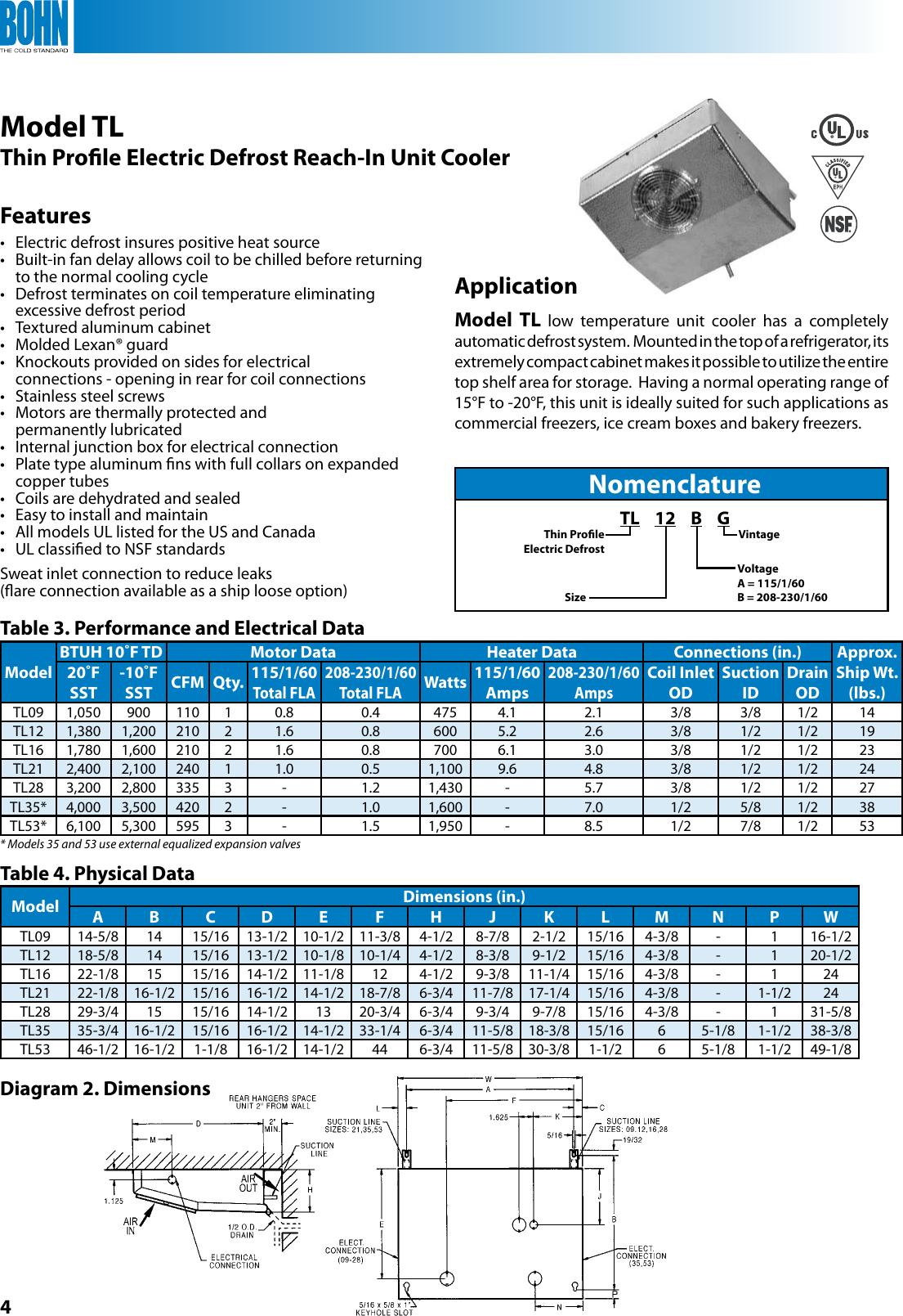 Heatcraft Freezer Wiring Diagram Undercounter - Explained Wiring ...