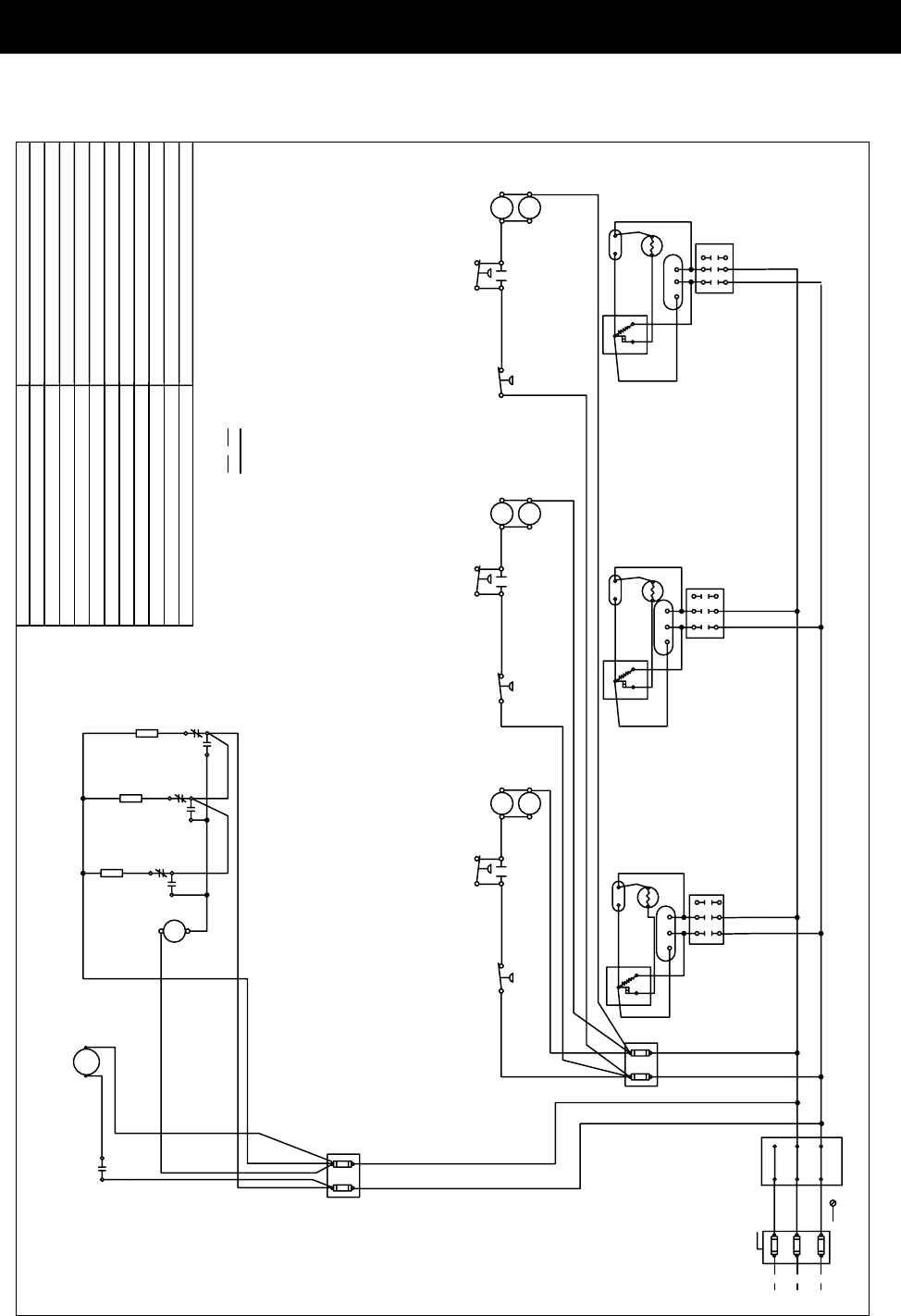 Heatcraft Refrigeration Products Flexpack 25006801 Users Manual 3ph Condenser Wiring Diagram 19
