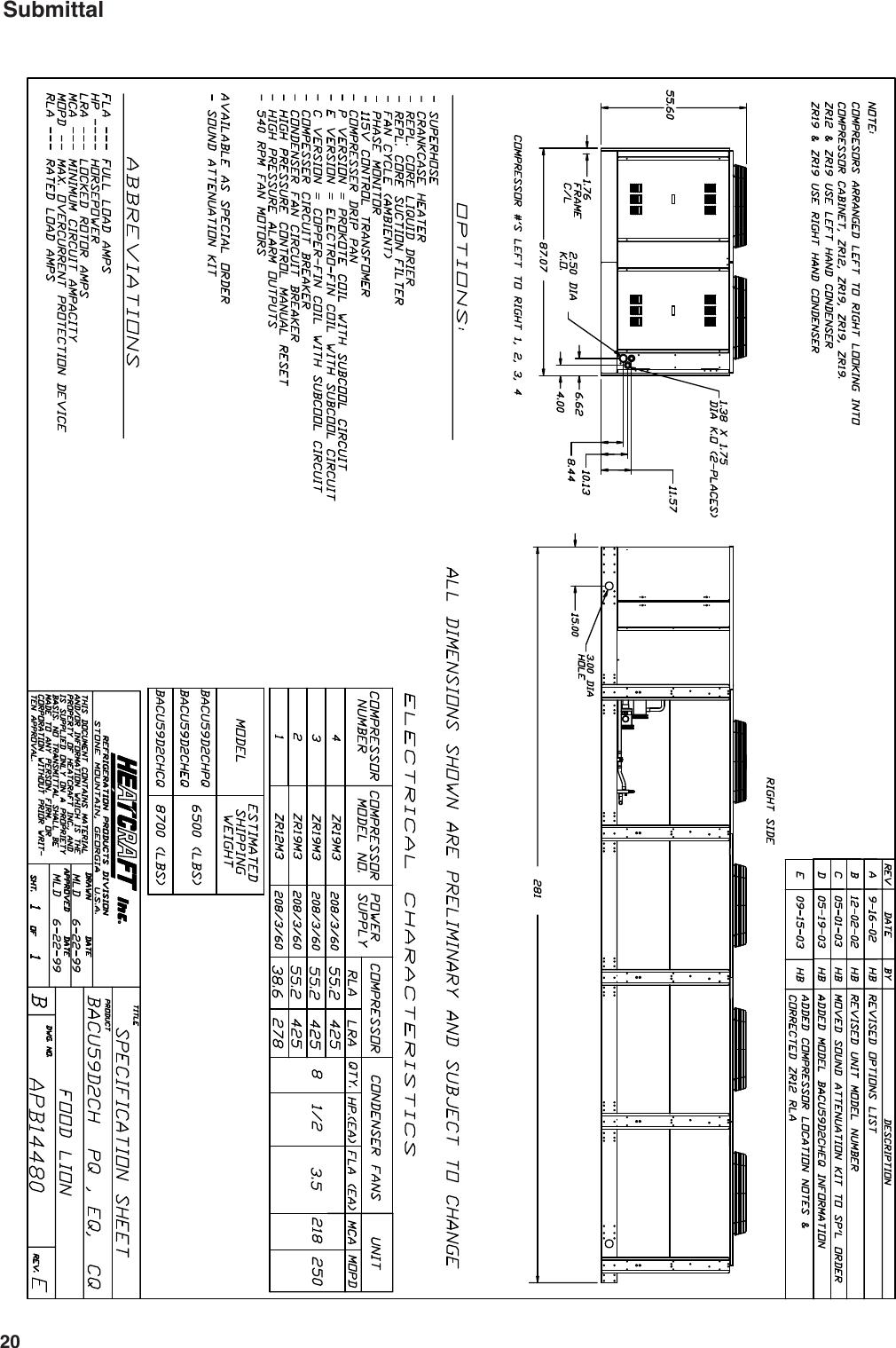 wiring diagrams preventive maintenance heatcraft refrigeration HVAC Contactor Wiring Diagram