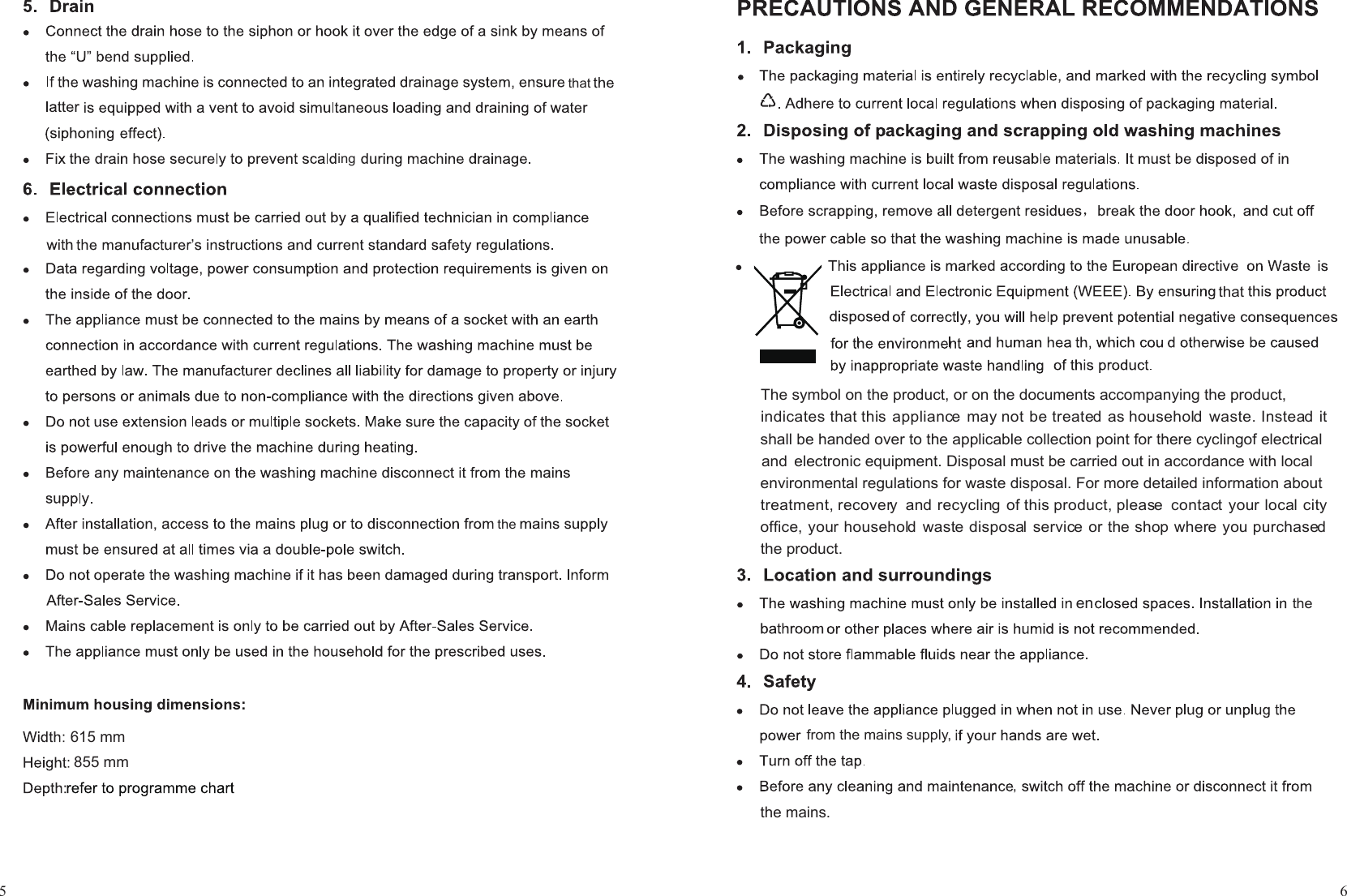 6.12 WFBL7014V User Manual