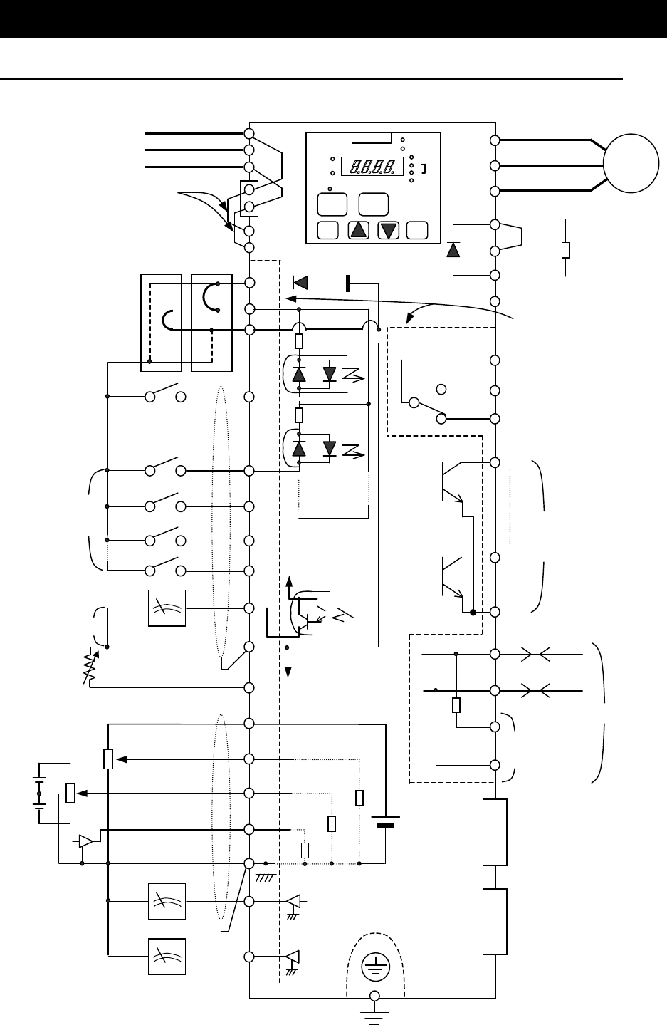 Hitachi Inverter Sj700 2 Users Manual Front Contents Ver3 D010 Led Driver Wiring Diagram Chapter Installation And