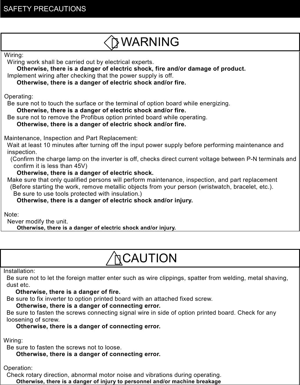 Hitachi Sj Pbt Users Manual