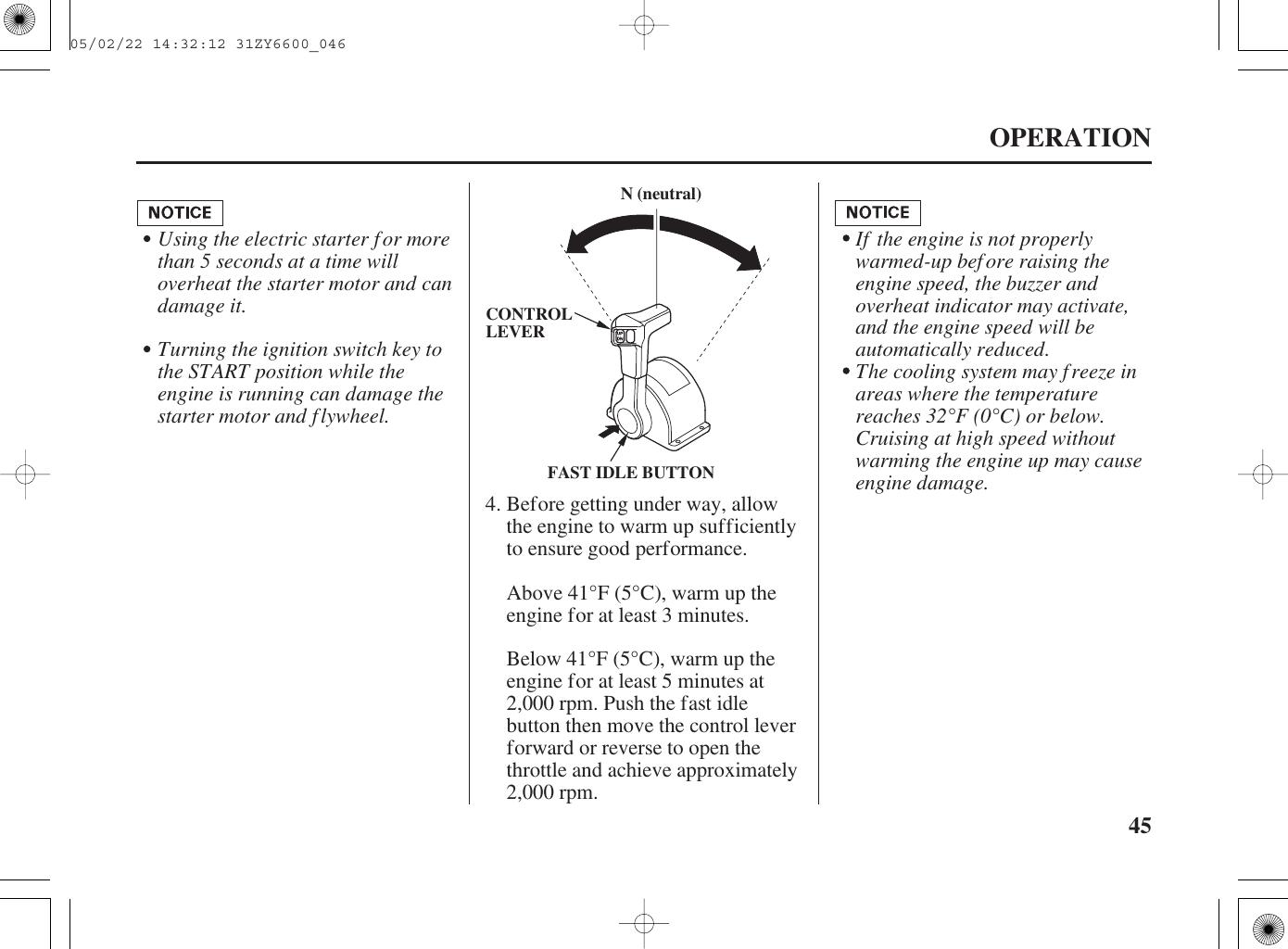 Honda Bf135 Barj 1200001 1299999 Owners Manual