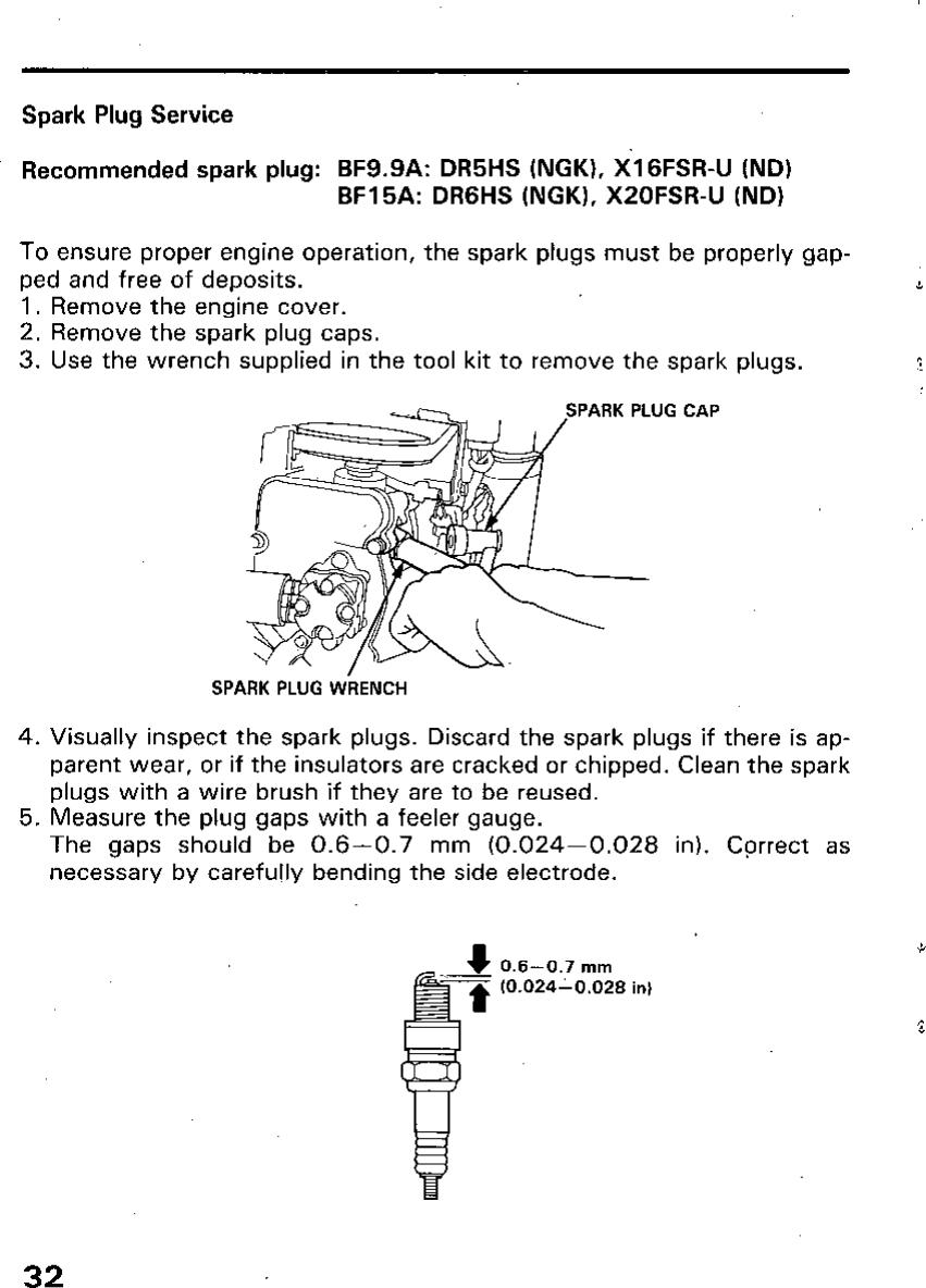 Honda Bf9 9 Babl 1000001 1199999 Owners Manual