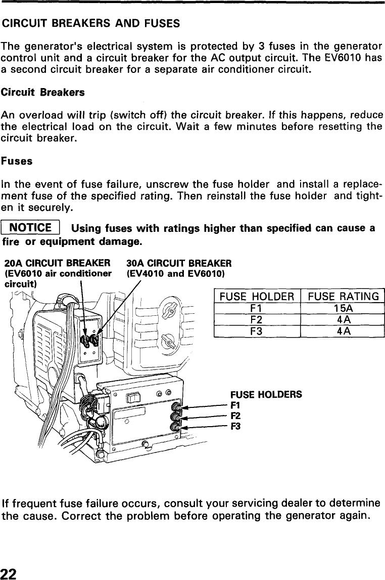 honda ev6010 wiring diagram honda ev4010 owners manual  honda ev4010 owners manual