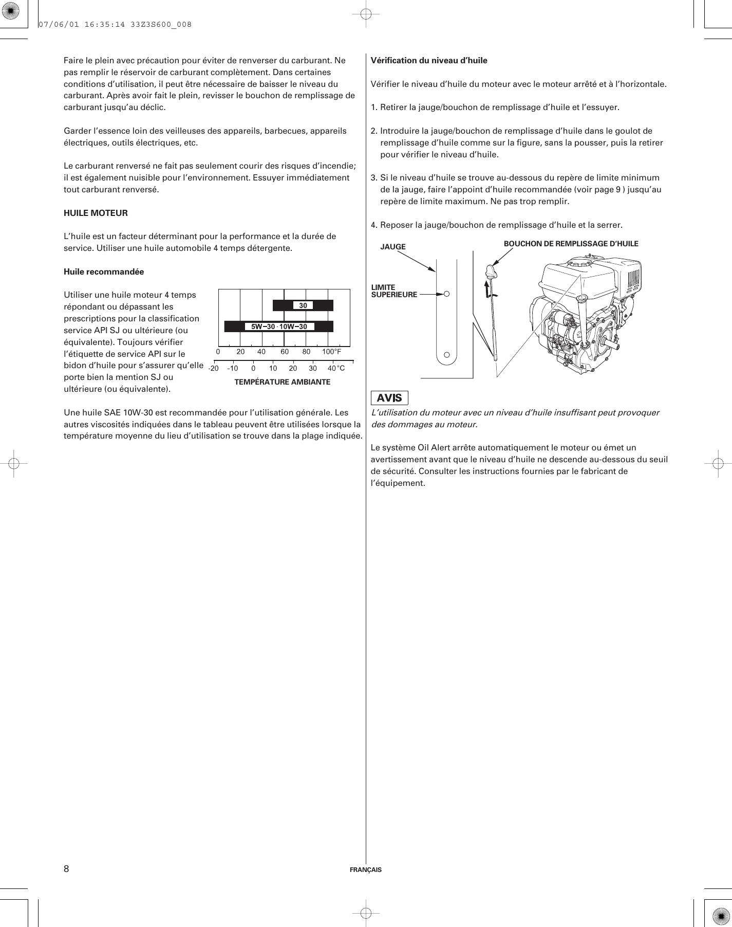 Auto Moto Pièces Accessoires Procédures D Inspection Kit