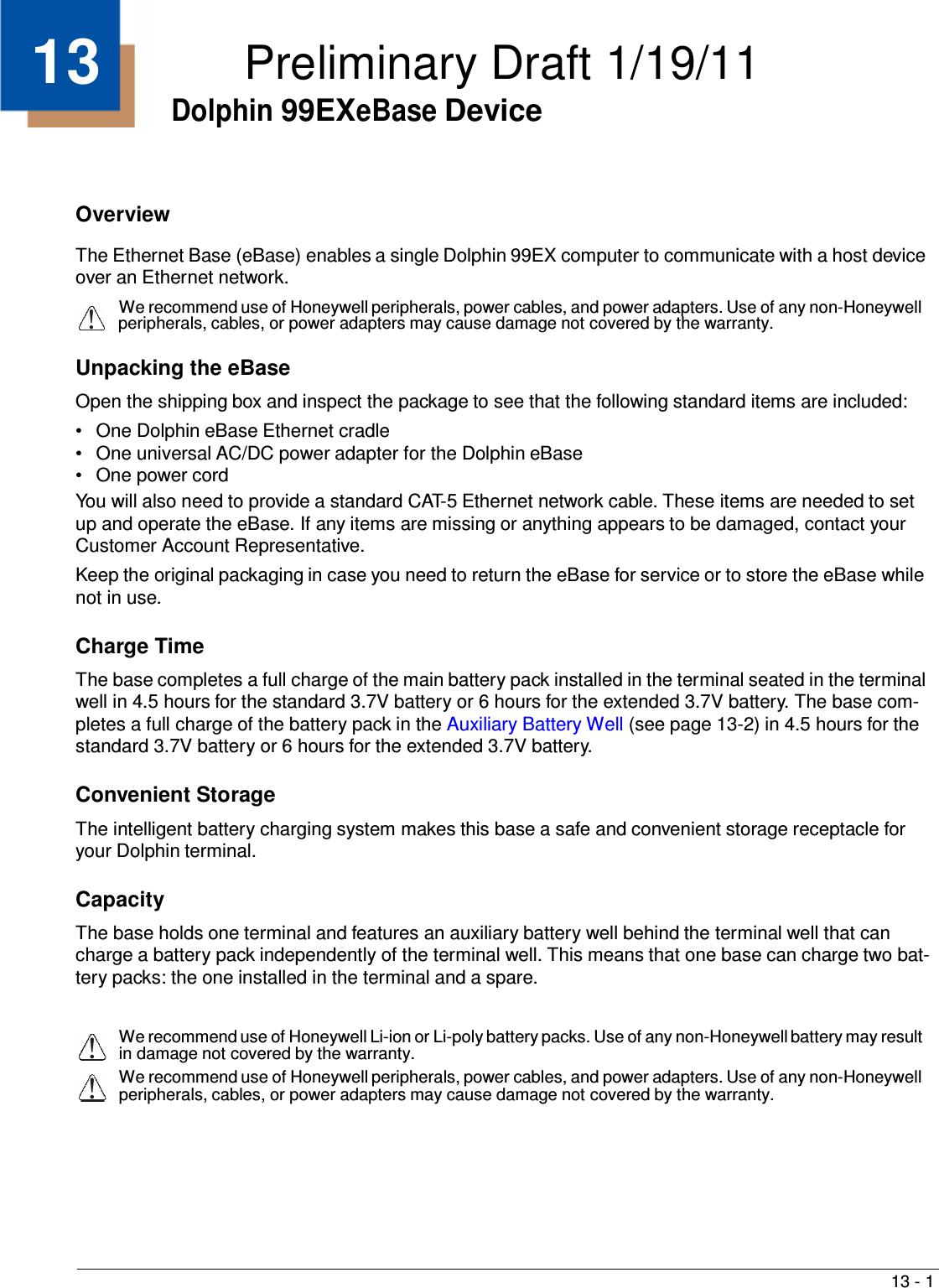 Honeywell 99EXLW 99EX Mobile computer User Manual