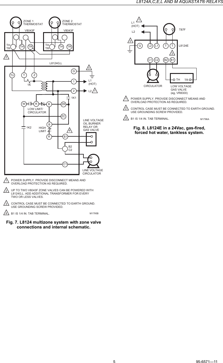aquastat l8124a wiring diagram wiring activated sludge wastewater Honeywell Thermostat Wiring Diagram for Boiler  Honeywell Boiler Aquastat Honeywell Switching Relay Wiring Diagram Honeywell Triple Aquastat Relay Wiring