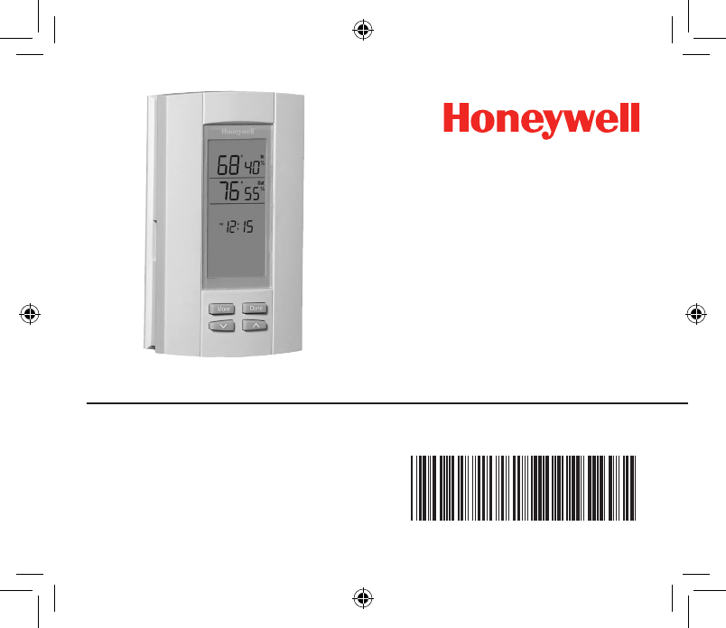 Honeywell Thermostat Rth2300b1012 Wiring
