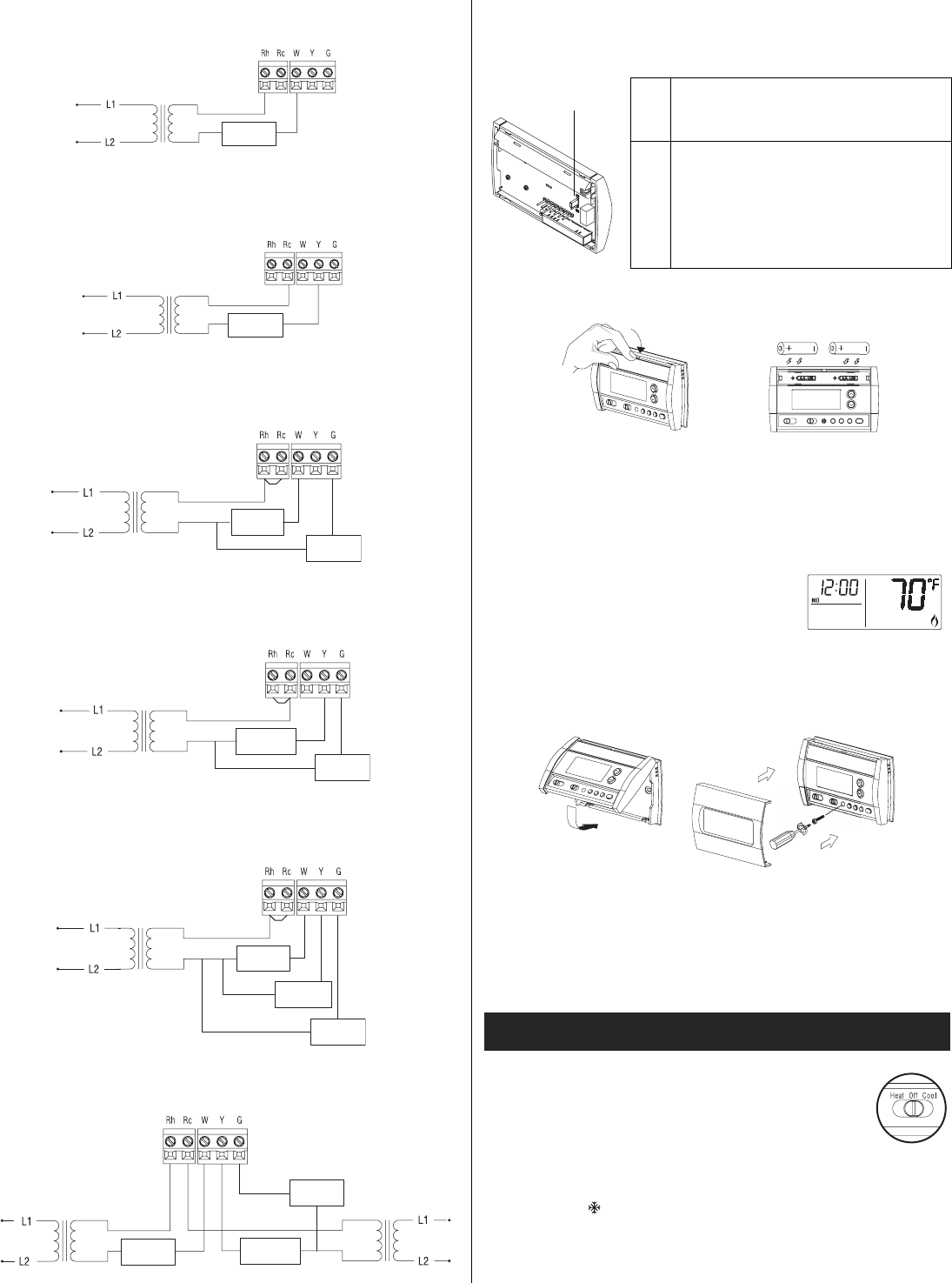 Th8000 Wiring Diagram in addition Radiant Heat Thermostat Wiring Diagram Free Download further Installing Idevices Wall Switch Single in addition Lennox Furnace Thermostat Wiring Diagram additionally Y Plan Biflow Wiring Wire Diagrams Easy Simple Detail Ideas General Ex le Best Routing Install Ex le Setup Hopkins Trailer Honeywell Wiring Diagram. on diy honeywell thermostat wiring
