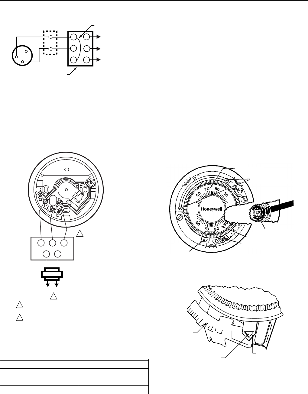 Honeywell Thermostat T87f Users Manual 60 2222 Family Wiring Diagram Thermostats