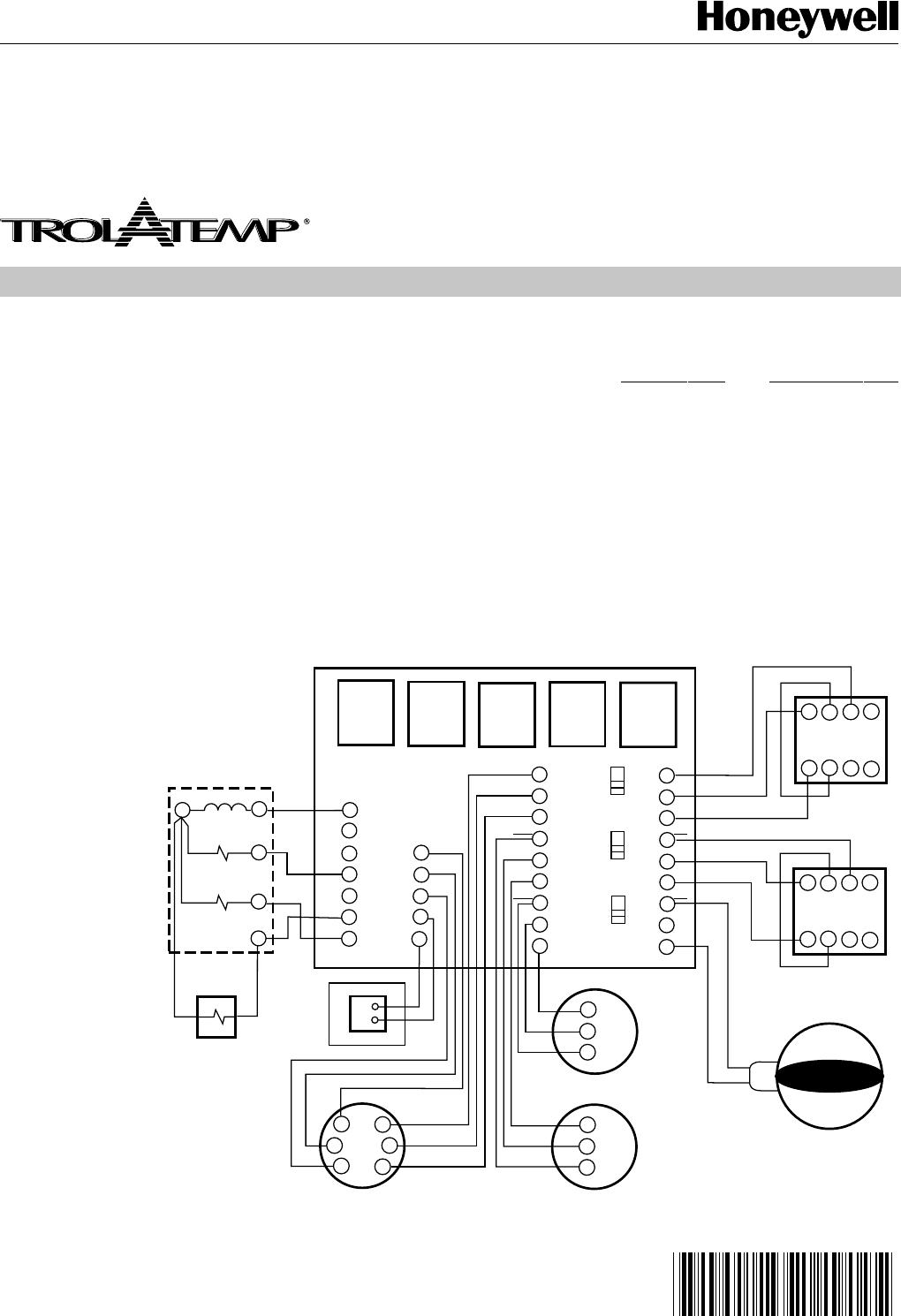Honeywell Mm3 Mastertrol Mm 3 Users Manual 69 1362