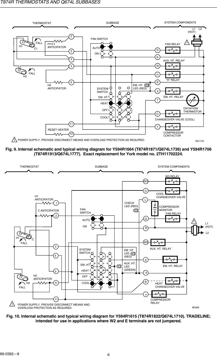 Honeywell Heating Wiring Diagram