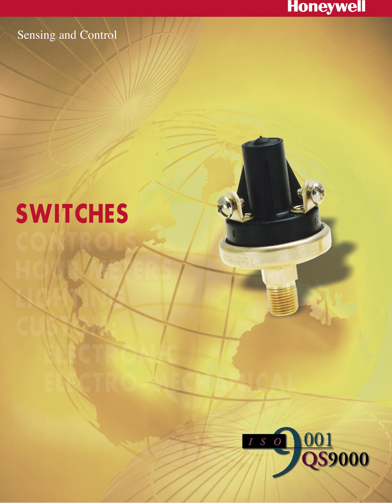 Presur Swtch Spst-Nc Stndrd 3.1 to 7 Psi