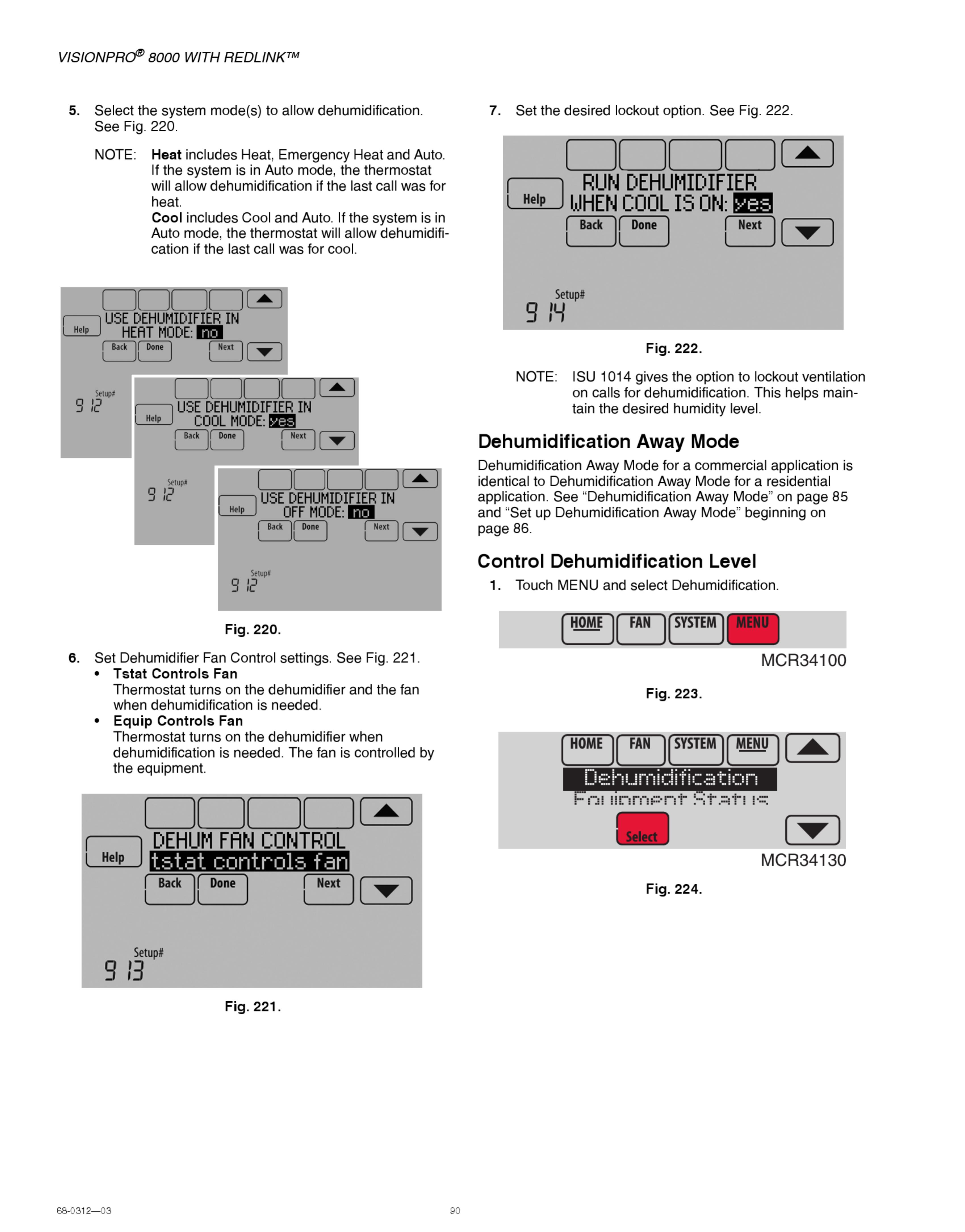 Honeywell Th8320r1003 Wiring Diagram Diagrams Fan Control T Stat Thermostat Installation Manual 1002646