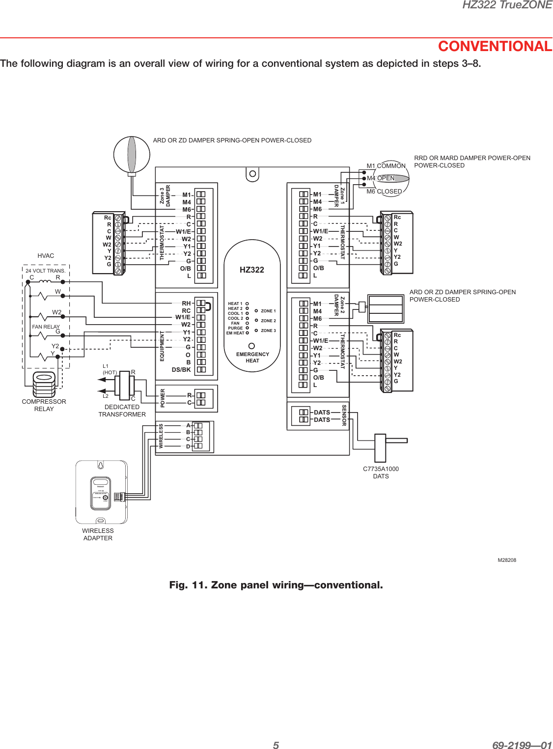 honeywell humidistat wiring diagram honeywell digital