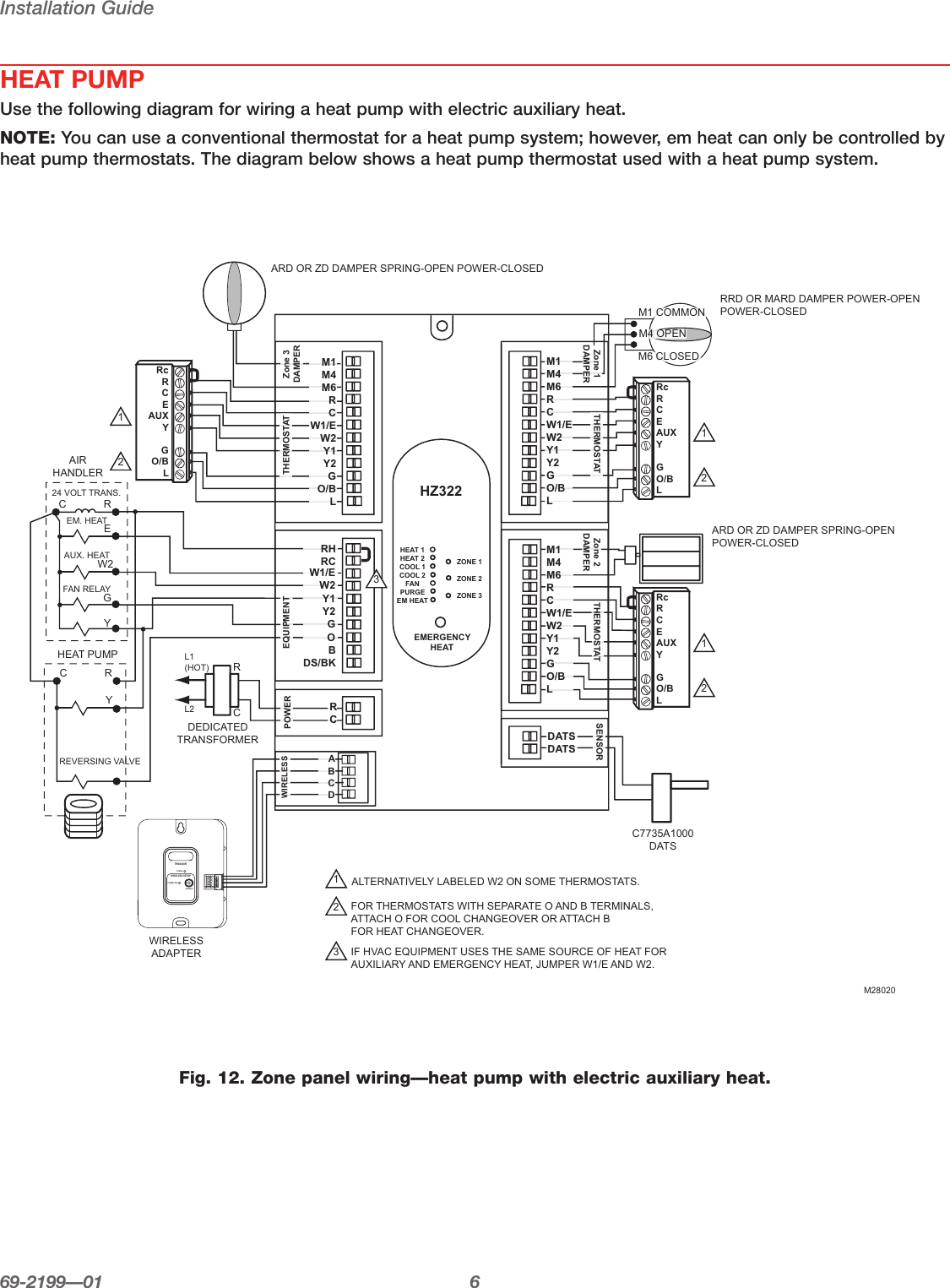 Old White Rodgers Thermostat Manual Wiring Diagram 1f80 361 1f86 344 37 6585b Amazon S3 Programmable Your New
