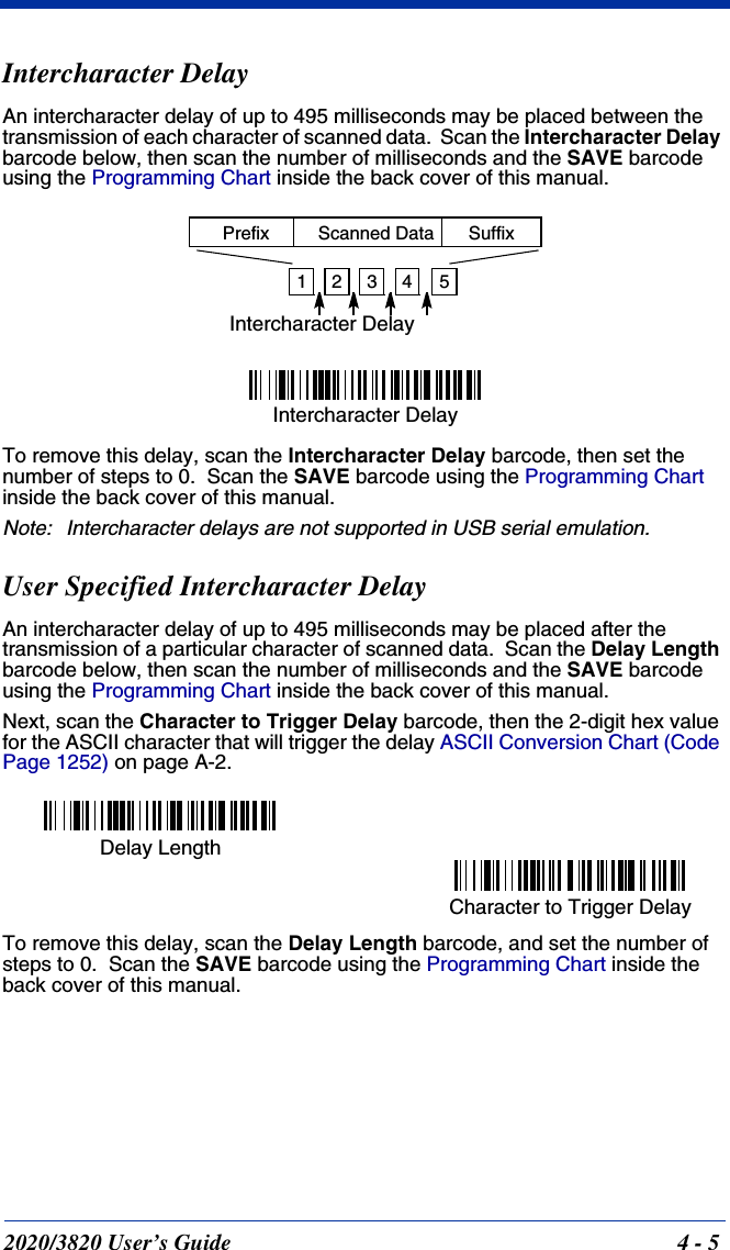 Honeywell MXTY3 Barcode Scanner with BT User Manual 3820 UG