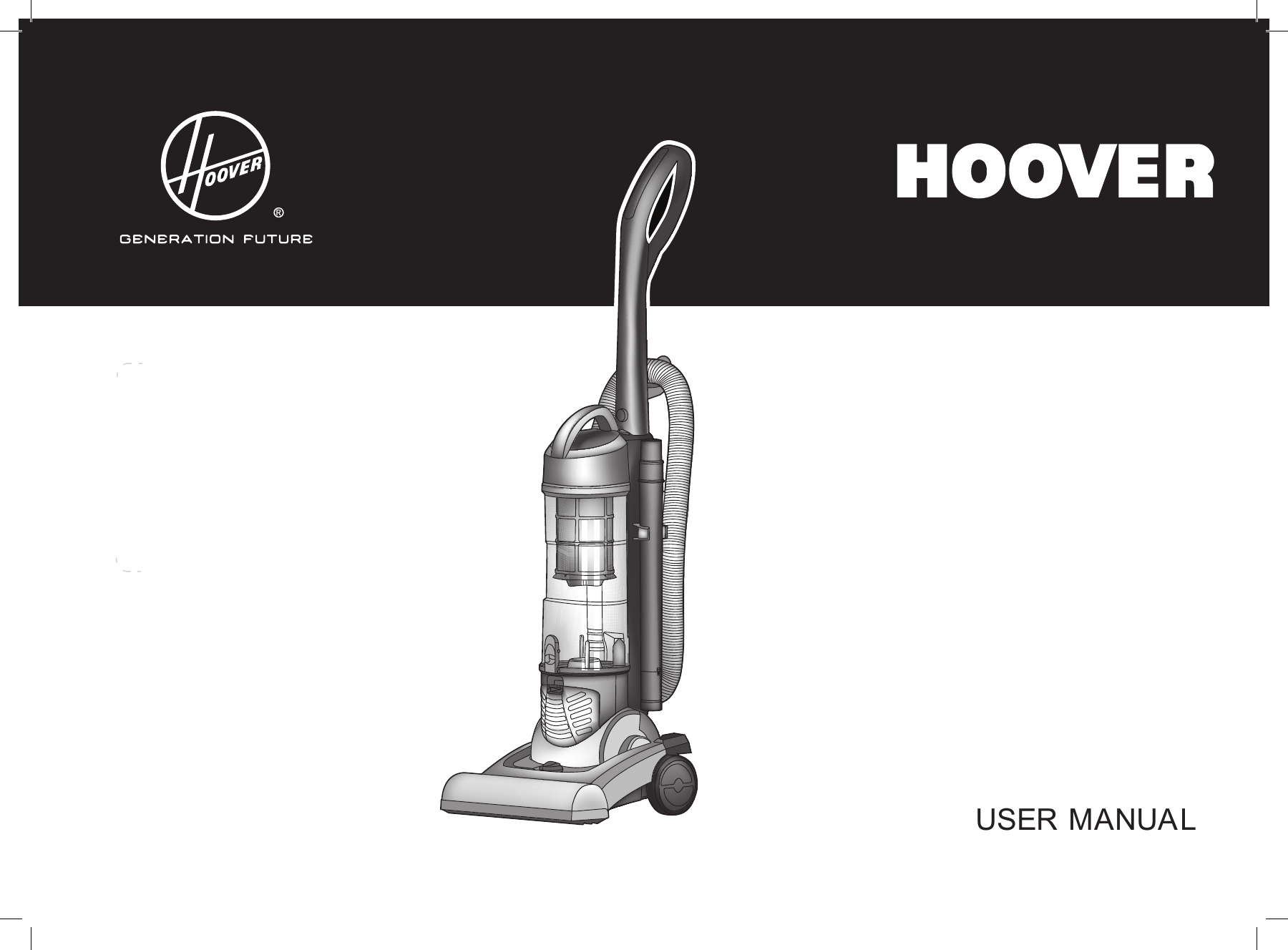 hoover smart bagless upright vacuum cleaner th71sm01 instruction rh usermanual wiki Hoover Elite Vacuum Manual Hoover Elite 350 Vacuum Manual