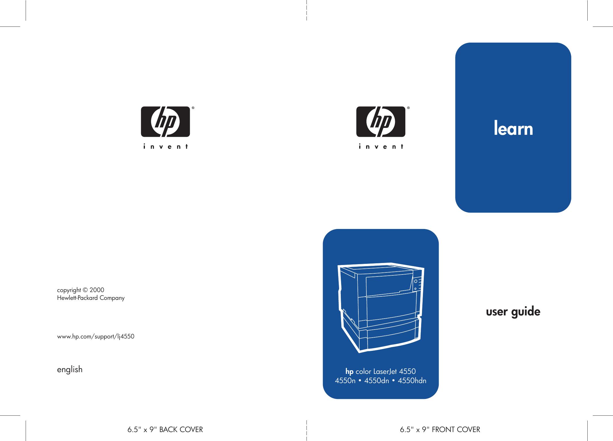 Hp 4550 Users Manual Clj User Guide Zhtw Name Card Holder Binder 6222