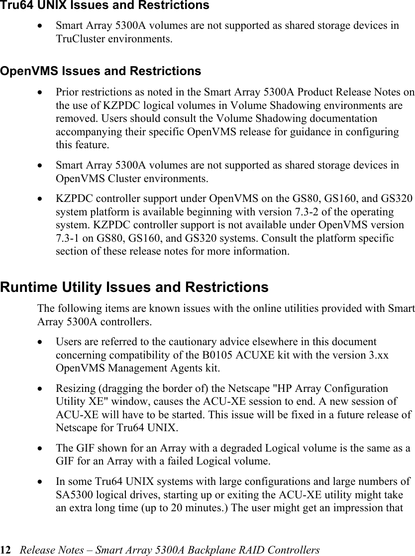 Hp 5300A Users Manual