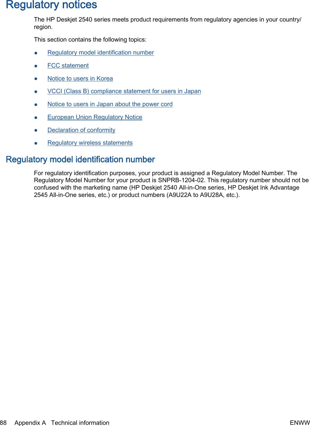 Install Hp Deskjet 2540 Without Cd
